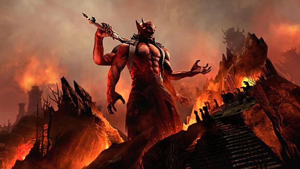 Врата Обливиона открылись в трейлере The Elder Scrolls Online