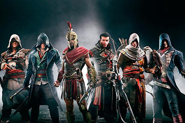 По Assassin's Creed снимут сериал
