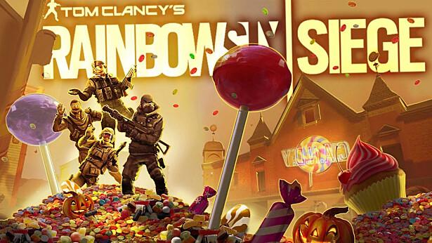 В Rainbow Six Siege начинается Хэллоуин