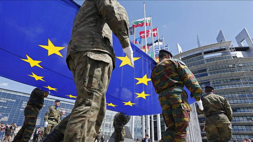 Европа задумалась осоздании военной миссии наУкраине из-за «активности» России