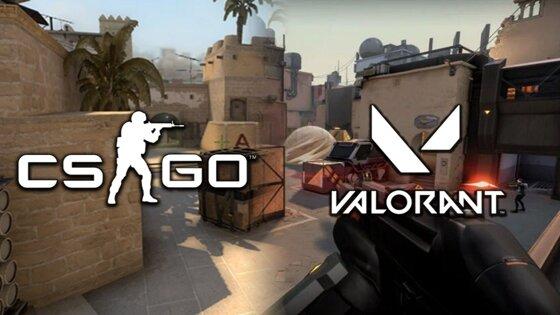 Valorant практически уничтожил CS:GO в Северной Америке