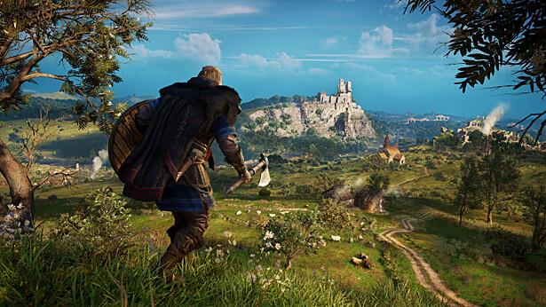 Assassin's Creed Valhalla стала работать хуже на PS5