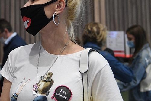 В аэропорту Сочи образовались огромные очереди