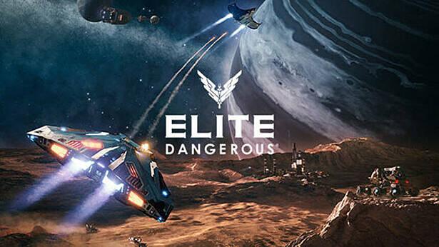 Elite Dangerous раздают бесплатно в Epic Games Store