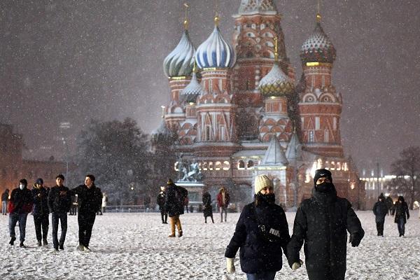 Москва признана лучшим туристическим городом мира — Рамблер/путешествия