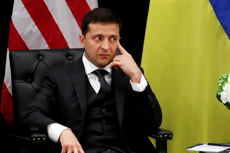 """Глава МИД Украины заявил о""""дискомфорте"""" Путина при встрече сЗеленским"""