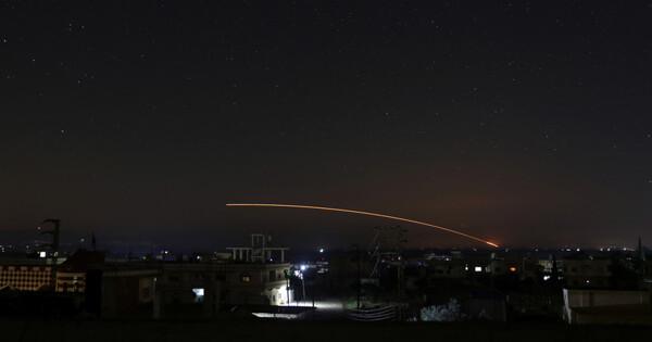 SANA: средства ПВОСирии отражают «израильскую атаку»