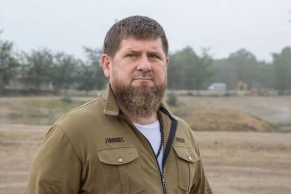 Кадыров пообещал сжечь Закаева