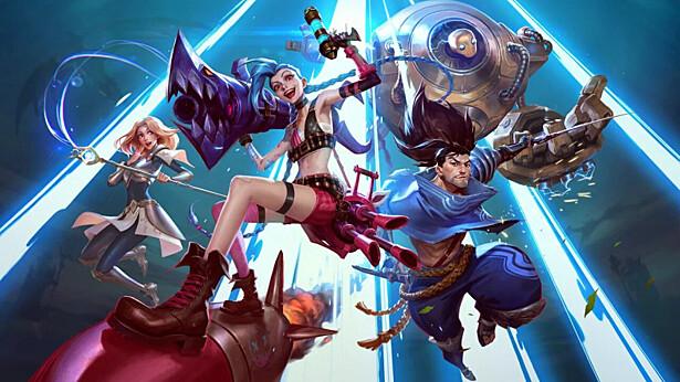 Бета League of Legends: Wild Rift стартовала в СНГ