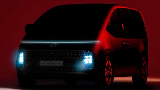 Hyundai показал минивэн будущего