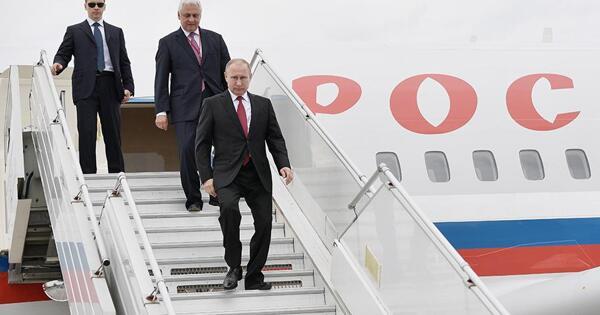 Путин отказался отпротокольной встречи вженевском аэропорту