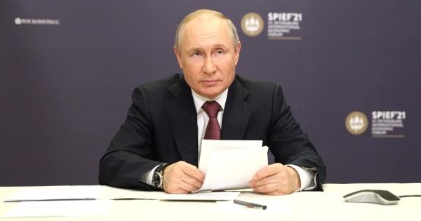Путин встретится спрезидентом Швейцарии Пармеленом 16июня
