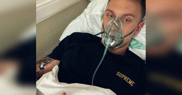 T-Killah рассказал осамочувствии после госпитализации