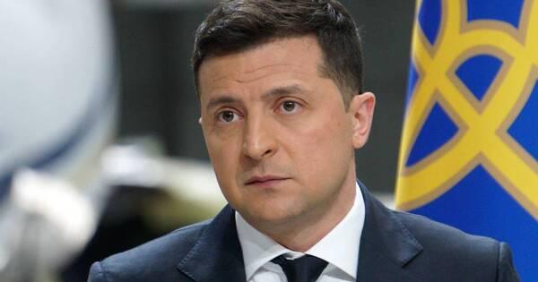 Зеленский сообщил, что«занимается» задержанием Саакашвили