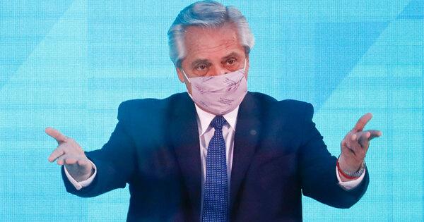 Медики рассказали осостоянии заразившегося коронавирусом президента Аргентины