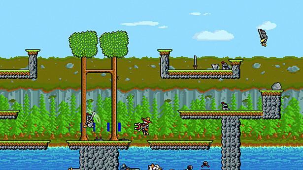 В Duck Game добавили поддержку мультиплеера на восьмерых