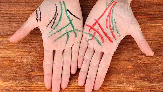 Как определить предназначение по линиям на руке