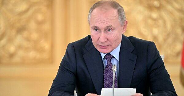 Путин сравнил законопроект Зеленского сидеями нацистской Германии