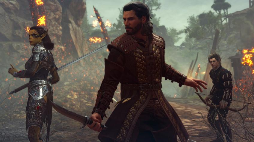 Зрители смогут влиять на игру стримеров в Baldur's Gate 3