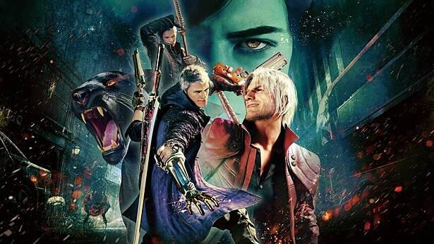 Обзор Devil May Cry 5: Special Edition для PlayStation 5