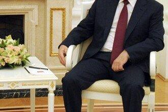 В Кремле начались переговоры Путина и Алиева