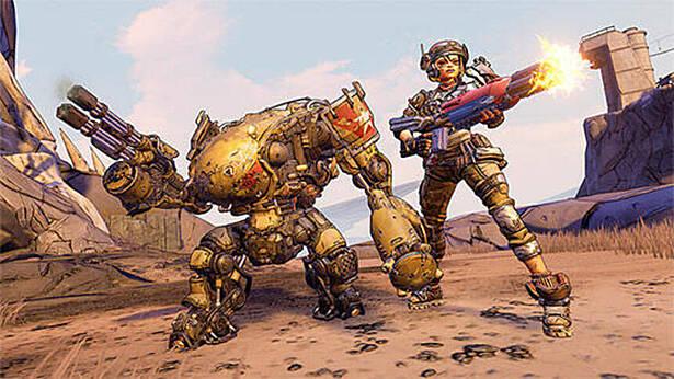 Детали новых древ навыков для Моуз и Зейна из следующего DLC для Borderlands 3