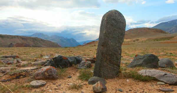 НаюгеКазахстана нашли надгробие І-ІІІвеков нашей эры