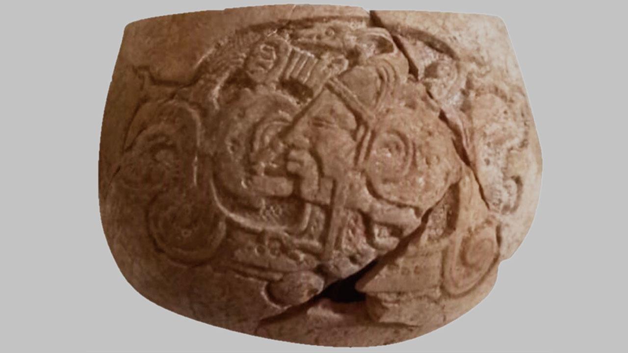 Таинственный текст цивилизации майя нашли вМексике