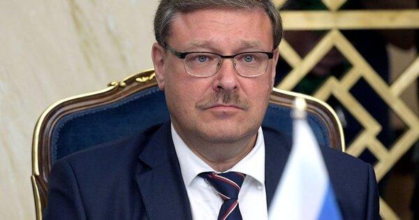 Косачев оценил заявление президента Финляндии одиалоге сРоссией
