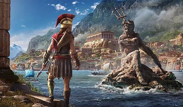 Игры популярной серии Assassin's Creed продаются со скидками до 85%