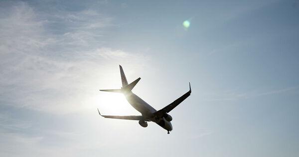 Влетевшем изМосквы вКрым самолете возникла неисправность