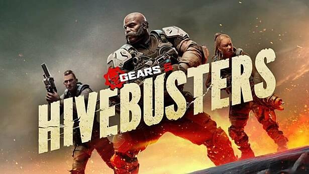 Дата выхода дополнения «Hivebusters» для Gears 5