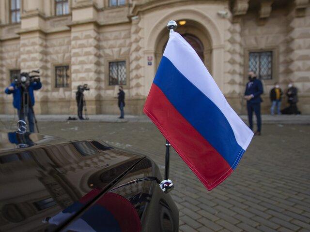 МИД Чехии неответил назапрос посольства РФопричинах задержания Франчетти