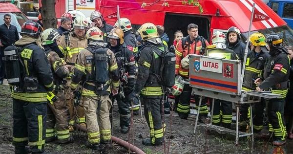 СКсчитает короткое замыкание приоритетной версией пожара вгостинице вМоскве