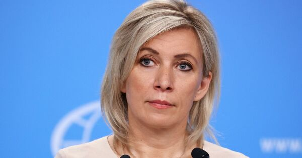 Захарова заявила опоражении СШАв«грязной игре» против «Северного потока-2»