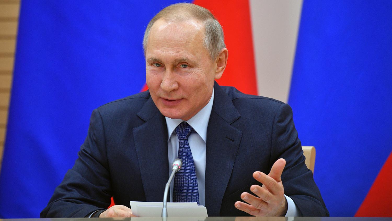 Путин призвал ускорить создание системы мониторинга вечной мерзлоты