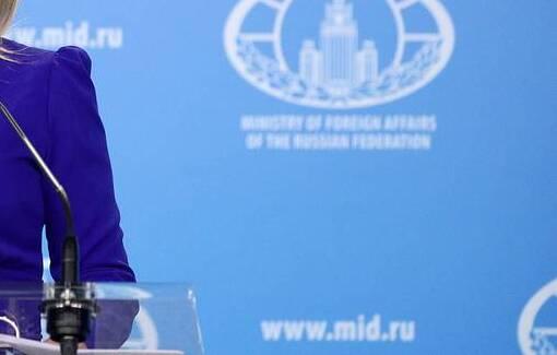 Захарова объяснила, почему Россия ведет диалог с террористами