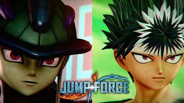 Дополнительные бойцы Меруем и Хиэй появятся в Jump Force уже27 октября