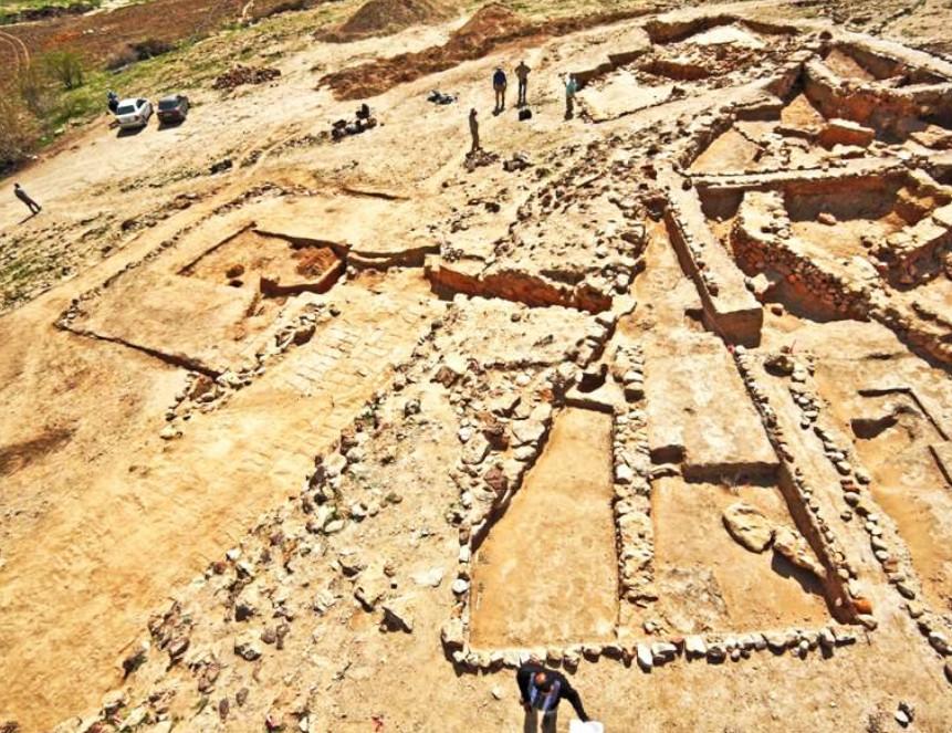 Библейский город мог быть уничтожен метеоритом