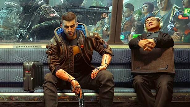 «Порше» и CD Projekt RED анонсировали коллаборацию к выходу Cyberpunk 2077