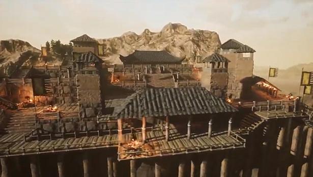 Анонсирована военная песочница Myth of Empires