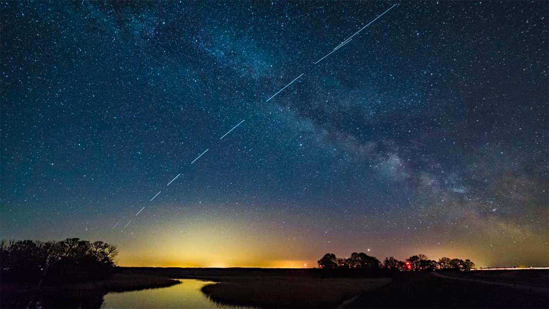 SpaceX успешно запустила ракету с51спутником Starlink