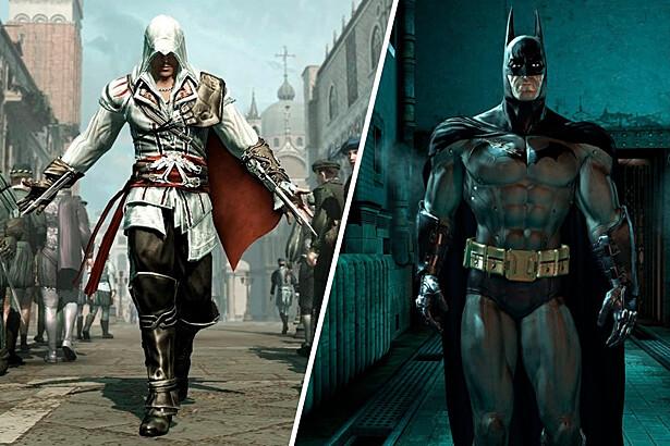 Лучшие игры 2009 года — Assassin's Creed 2, Demon's Souls и Bayonetta