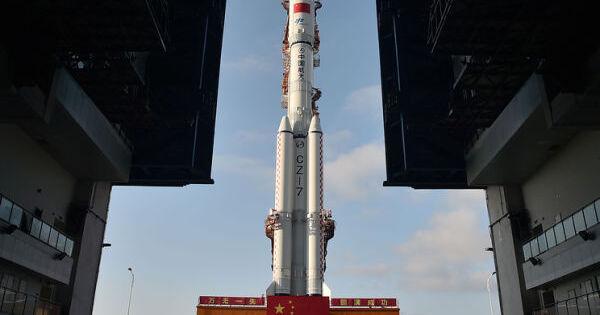 Китай успешно запустил спутник Shiyan-6дляизучения космоса