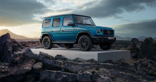 Все топовые версии Mercedes-Benz могут получить исполнение Manufaktur