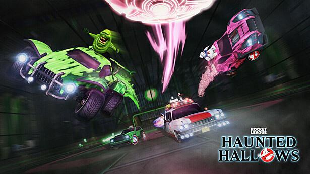 В Rocket League объявлено мероприятие в честь Хэллоуина