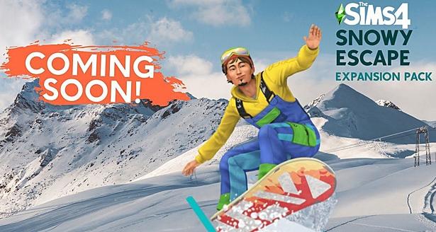 Зима близко — анонсировано новое DLC для The Sims 4