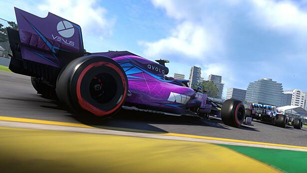 F1 2020 получила бесплатную пробную версию на PS4