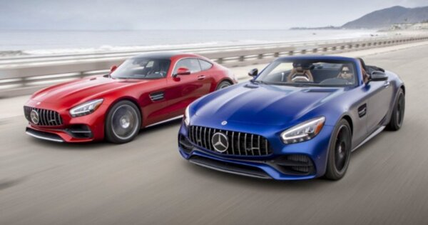 Купе и родстер Mercedes-AMG GT снимут с производства