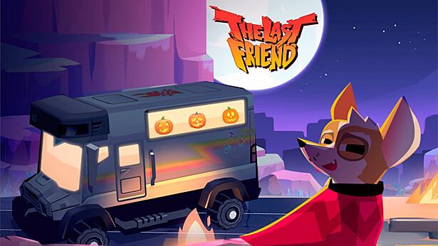 Skystone Games выпустит аркадный битемап The Last Friend